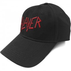 Gorra SLAYER - Logo rojo