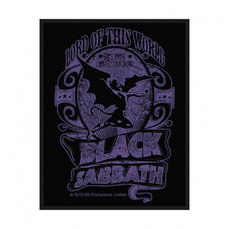 Parche BLACK SABBATH - Lord Of This World
