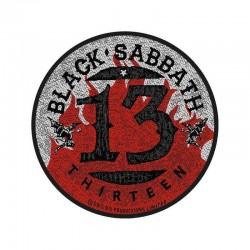 Parche BLACK SABBATH - 13