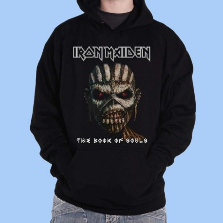 Sudadera IRON MAIDEN - THE BOOK OF SOULS