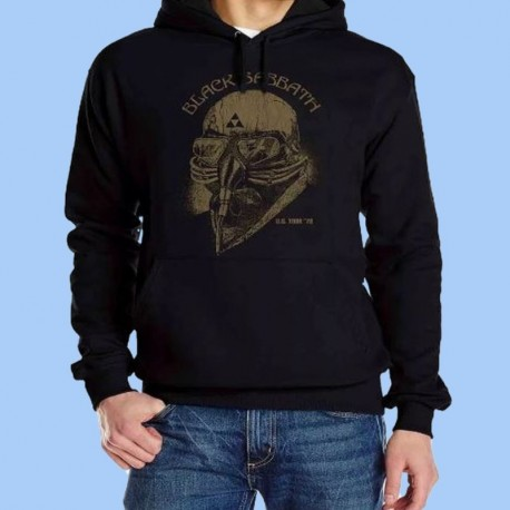 Sudadera BLACK SABBATH - US TOUR '78
