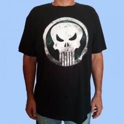 Camiseta THE PUNISHER - Logo de insignia