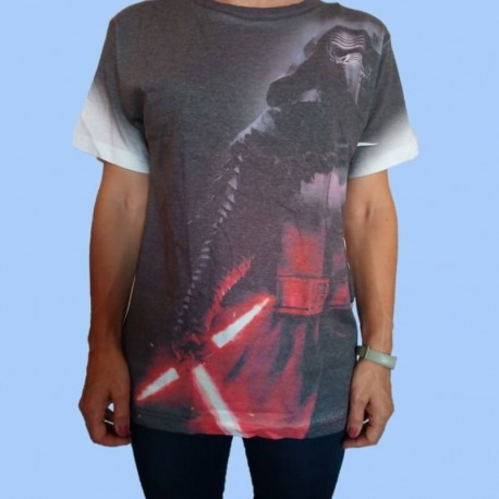 Camiseta STAR WARS - KYLO REN CROUCH Episode 7