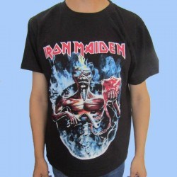 Camiseta IRON MAIDEN - Seventh Son Of A Seventh Son
