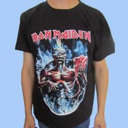 Camiseta IRON MAIDEN - Seventh Son Of A Seventh Son