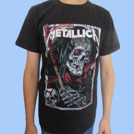 Camiseta METALLICA - Reaper