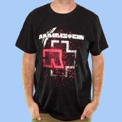 Camiseta RAMMSTEIN - Blood Logo