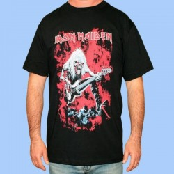 Camiseta IRON MAIDEN - Eddie Live
