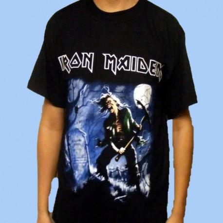 Camiseta IRON MAIDEN - The Reincarnation of Benjamin Breeg