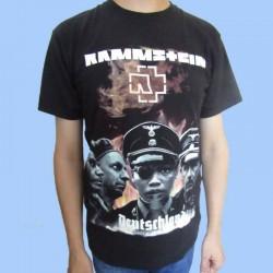Camiseta RAMMSTEIN - Deutschland