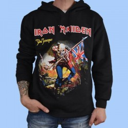 Sudadera IRON MAIDEN - THE TROOPER
