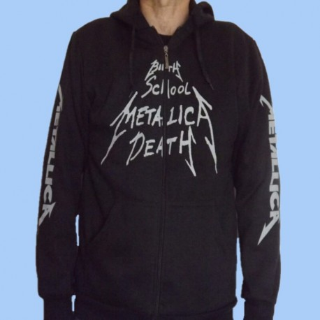 Sudadera METALLICA - The Black Album