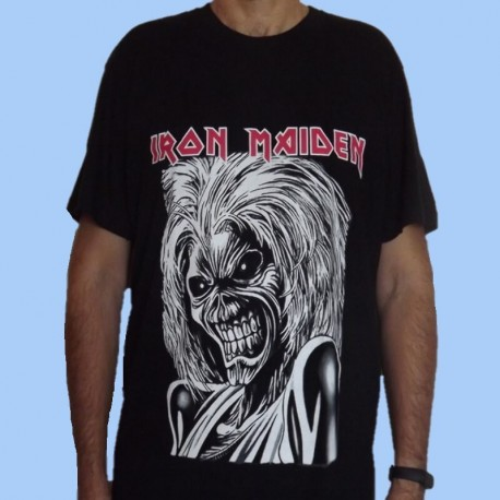 Camiseta IRON MAIDEN - Killers