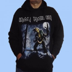 Sudadera IRON MAIDEN - The Reincarnation of Benjamin Breeg
