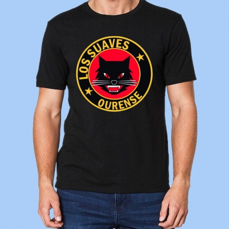 Camiseta LOS SUAVES - Logotipo
