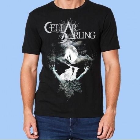 Camiseta CELLAR DARLING - Black Moon