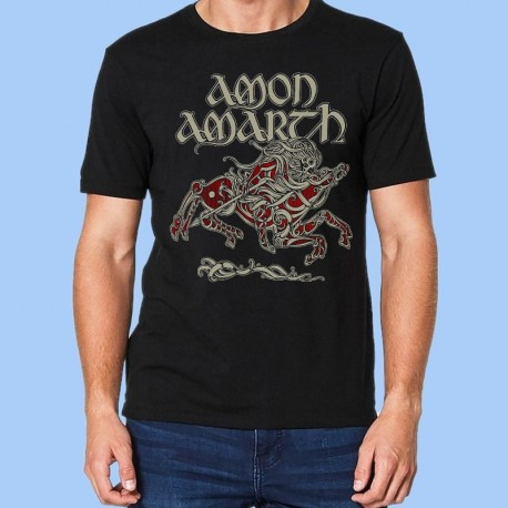 Camiseta AMON AMARTH - Odin