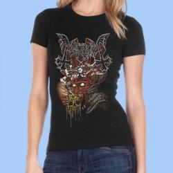 Camiseta mujer MAYHEM - Transylvania
