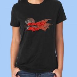 Camiseta mujer BARÓN ROJO - Logotipo