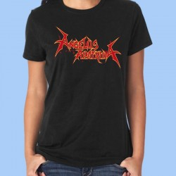 Camiseta mujer ANGELUS APATRIDA - Logotipo