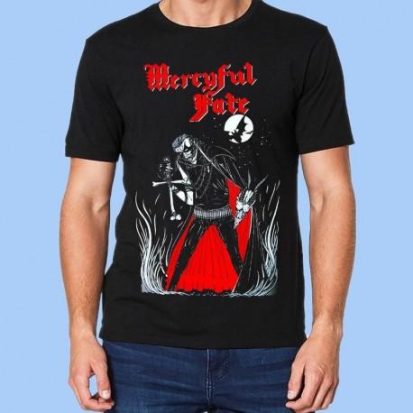 Camiseta MERCYFUL FATE - King Diamond