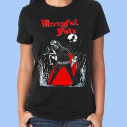 Camiseta mujer MERCYFUL FATE - King Diamond