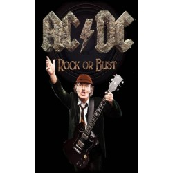 Bandera AC/DC - Rock or Bust