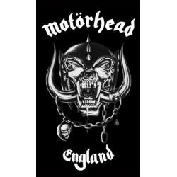 Bandera MOTORHEAD - England