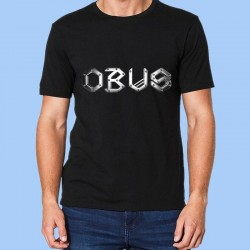 Camiseta OBÚS - Logotipo