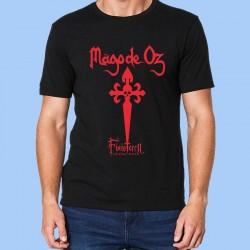 Camiseta MAGO DE OZZ - Finisterra Opera Rock