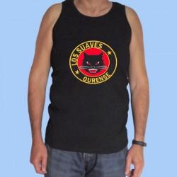 Camiseta sin mangas hombre LOS SUAVES - Logotipo