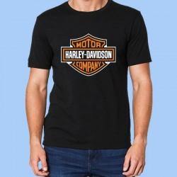 Camiseta HARLEY DAVIDSON - Logotipo