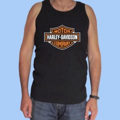 Camiseta sin mangas hombre HARLEY DAVIDSON - Logotipo