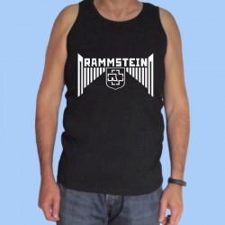 Camiseta sin mangas hombre RAMMSTEIN - El nuevo logotipo