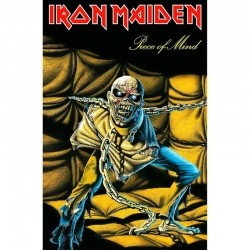 Bandera IRON MAIDEN - Piece Of Mind