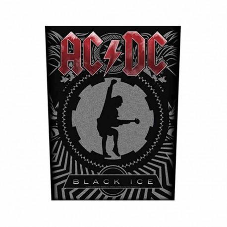 Parche para espalda AC/DC - Black Ice