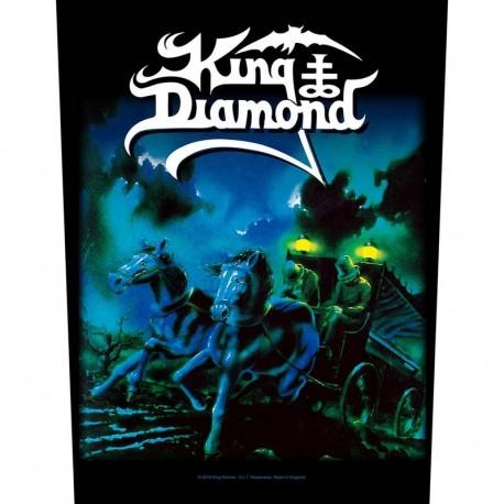 Parche para espalda KING DIAMOND - Abigail