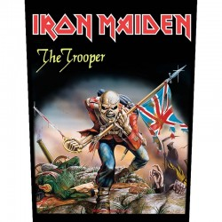 Parche para espalda IRON MAIDEN - Trooper
