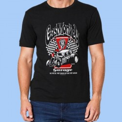 Camiseta hombre GAS MONKEY GARAGE - The Fastest
