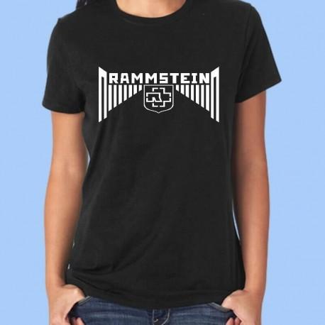 Camiseta mujer RAMMSTEIN - El nuevo logotipo