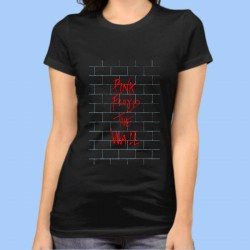 Camiseta mujer PINK FLOYD - The Wall