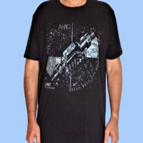 Camiseta PINK FLOYD - Wish You Were Here