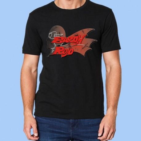 Camiseta Barón Rojo - Logotipo