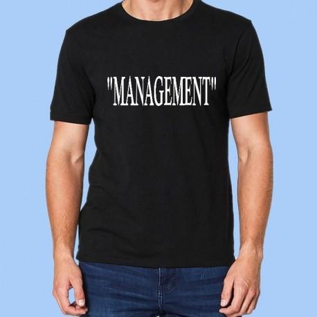 Camiseta hombre MANAGEMENT