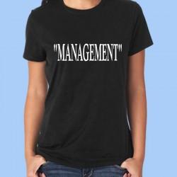 Camiseta mujer MANAGEMENT