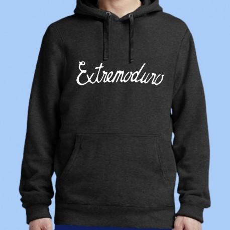 Sudadera EXTREMODURO - Logotipo blanco