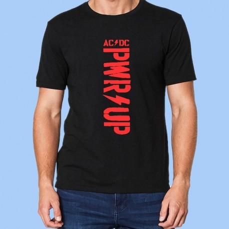 Camiseta hombre AC/DC - Power Up
