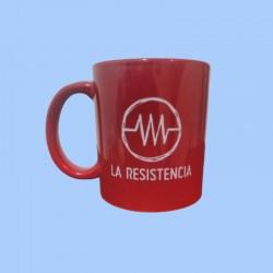Taza roja - La Resistencia