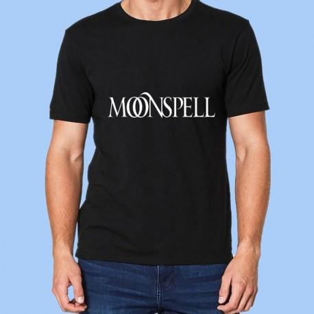 Camiseta hombre MOONSPELL - Logotipo