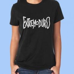Camiseta mujer EXTREMODURO - Logotipo 2